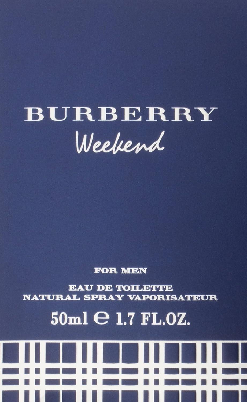 Burberry Weekend Eau De Toilette For Men 17 Fl Oz Luxury Beauty