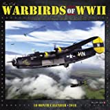 Warbirds of WWII 2018 Calendar