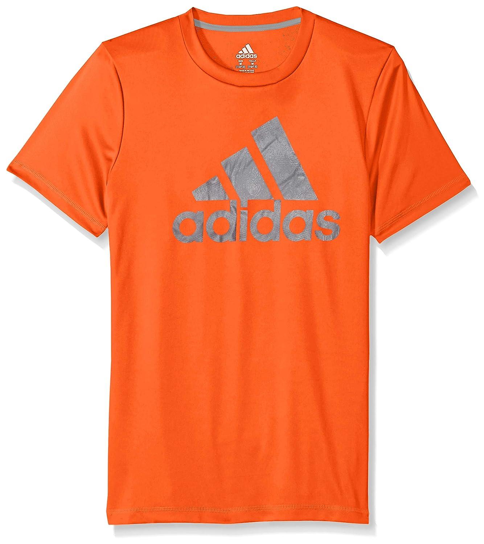 New Adidas Boy/'s Climalite Shirt Sizes 3T-6