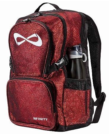 backpack nfspba backpacks nfintity infinity cheer sparkle