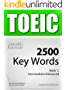 TOEIC Interactive Flash Cards - 2500 Key Words. A powerful method to learn the vocabulary you need.