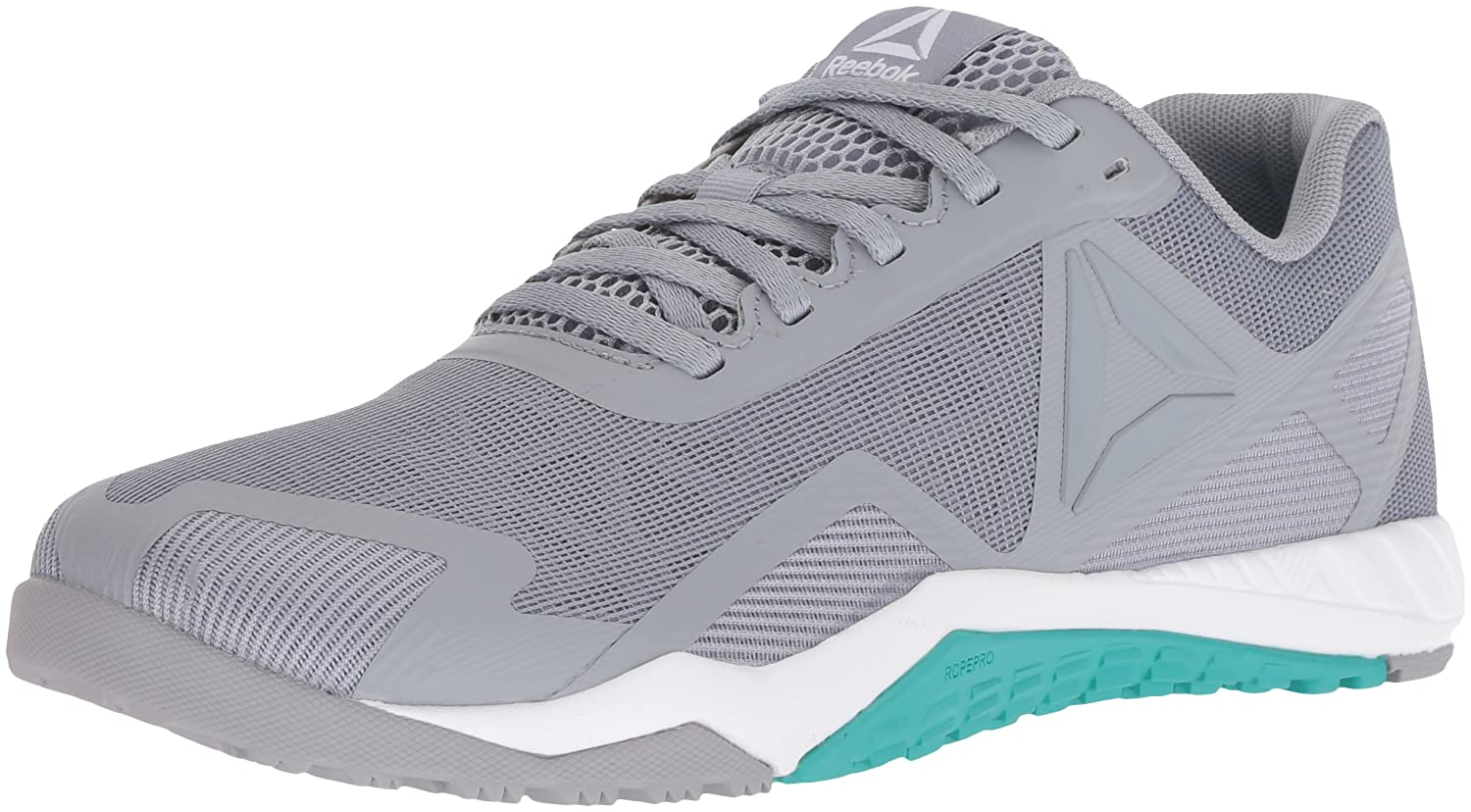 Reebok Women's ROS Workout Tr 2-0 Cross-Trainer Shoe B07176WXHR 7 B(M) US|Cool Shadow/Solid Teal/White