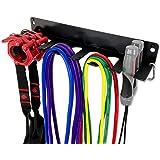 StoreYourBoard Home Gym Equipment Storage Rack,...