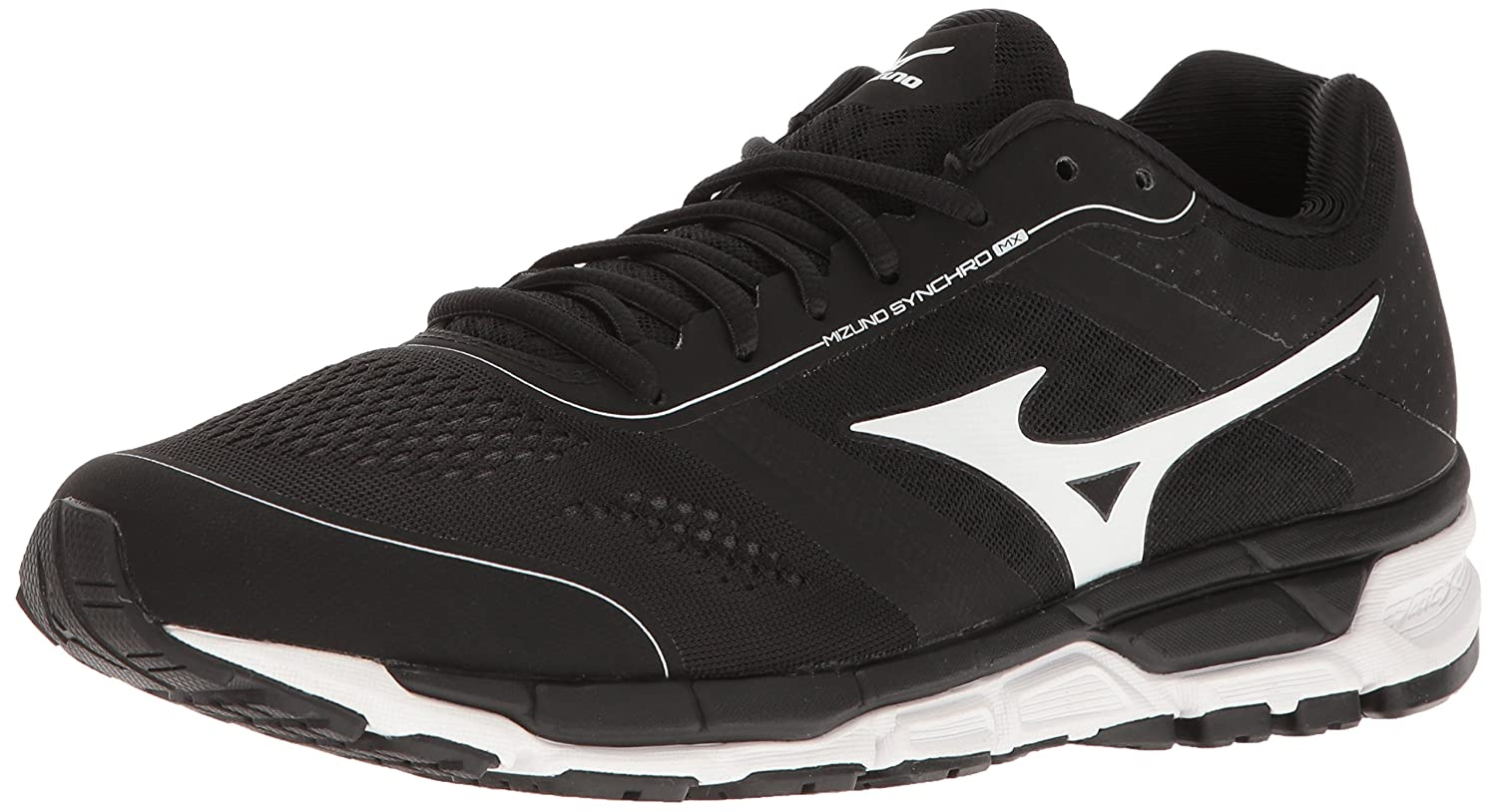 Mizuno Men's Synchro Mx Baseball Shoe B01JPIE486 9.5 D(M) US|Black/White