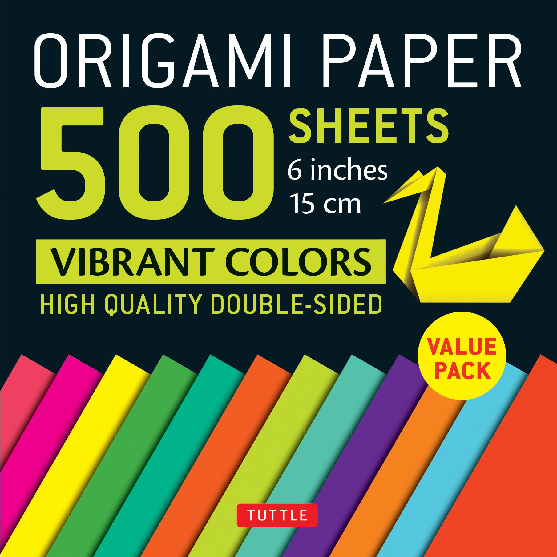 Origami Paper 500 Sheets