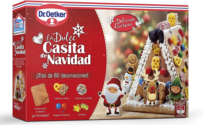 Dr. Oetker La Dulce Casita De Navidad, 403 g
