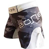 """Bones Fight"": Fight shorts para mujeres, women´s MMA"