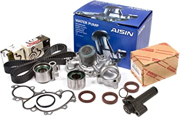 Fits 95-04 Toyota 3.4 DOHC 24V 5VZFE Timing Belt Kit AISIN Water Pump