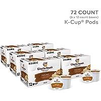 12 x 6-Pack Gloria Jean's Hazelnut Keurig Single-Serve Coffee K-Cup Pods