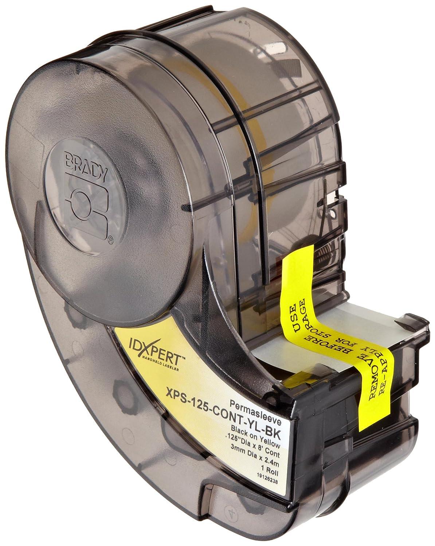 BRADY M71-18-499 Cartridge Label,3//4 In L,3//4 In W