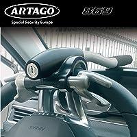 ARTAGO 869ART Barra Antirrobo Coche Volante Salpicadero, Reforzado