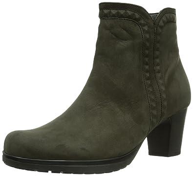 Gabor Shoes 92.980.30 Damen Kurzschaft Stiefel, Grau (anthrazit (Micro)) c4f06ef9b7