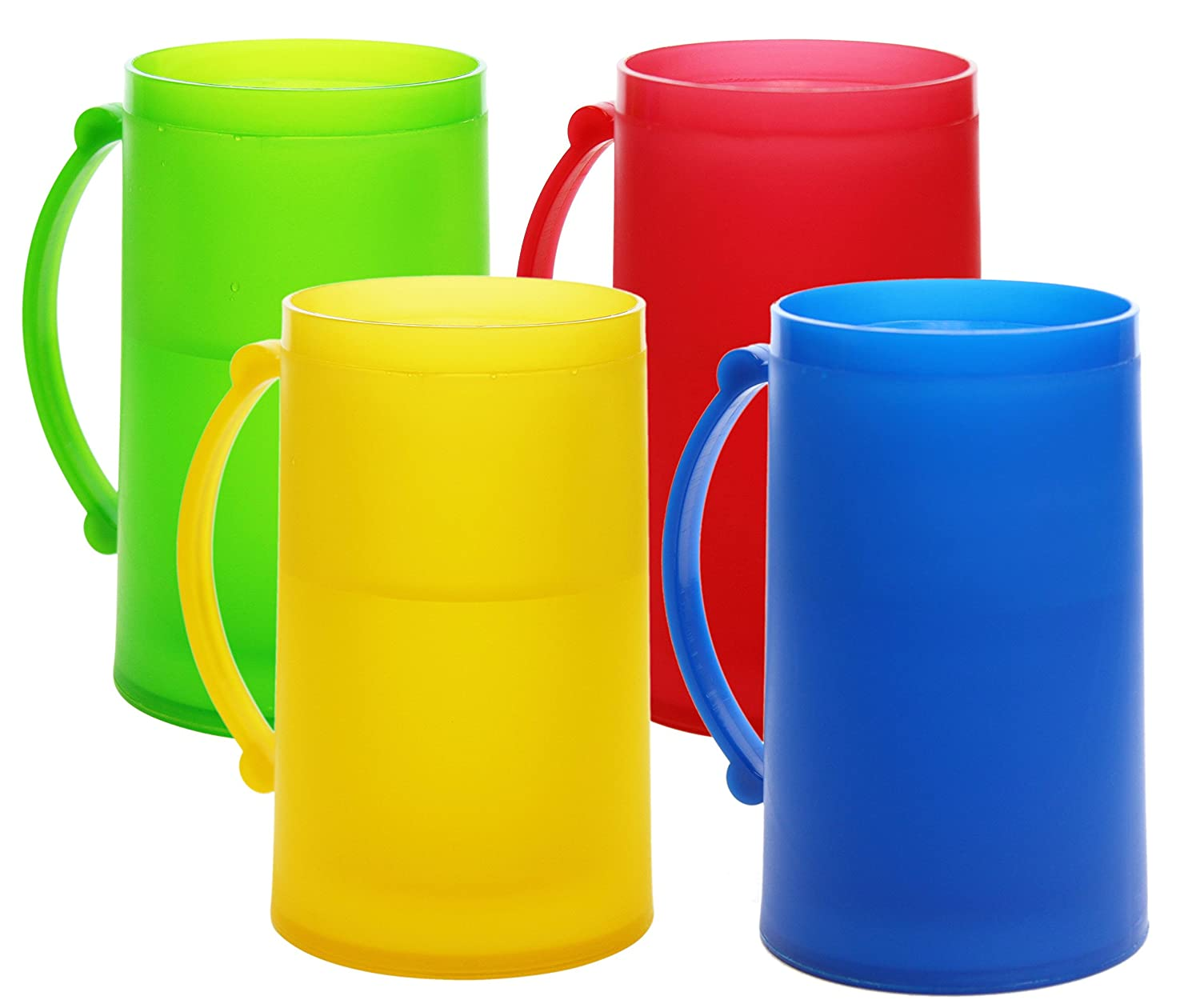 3 Best Beer Mugs for the Freezer - (2018 Updated Guide)