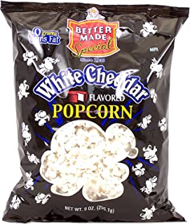 product image for Better Made white cheddar flavored popcorn, 9-oz. bag