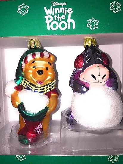 eeyore winnie the pooh christmas ornaments tree decorations fast free ship