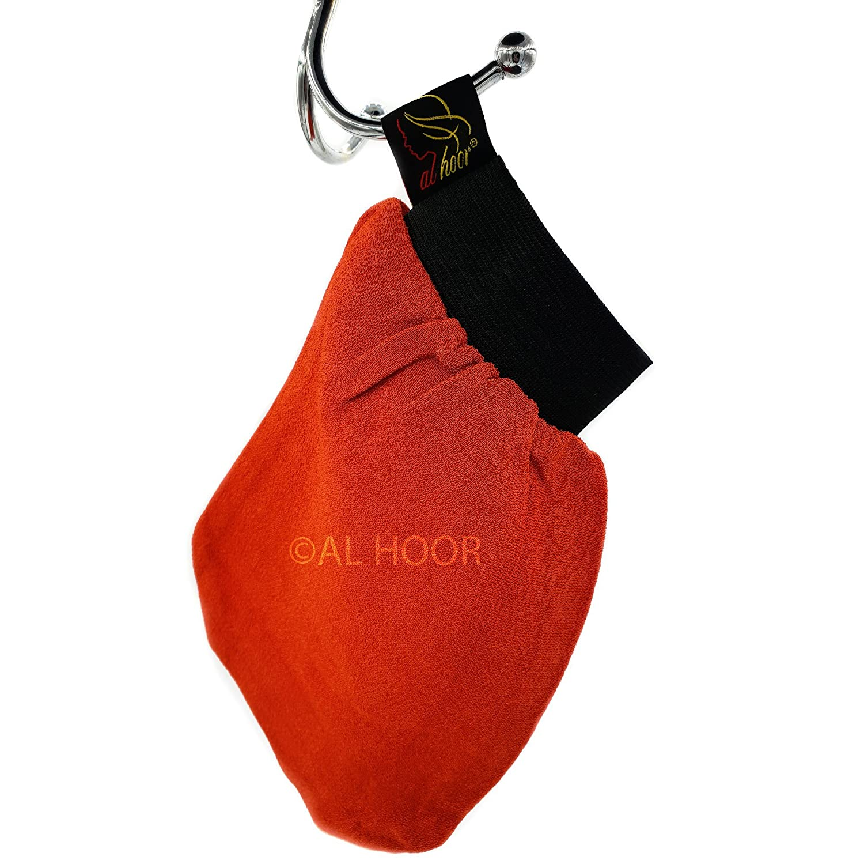 Moroccan Exfoliating Kessa Glove–Qualità premium hammam scrub guanto AL HOOR