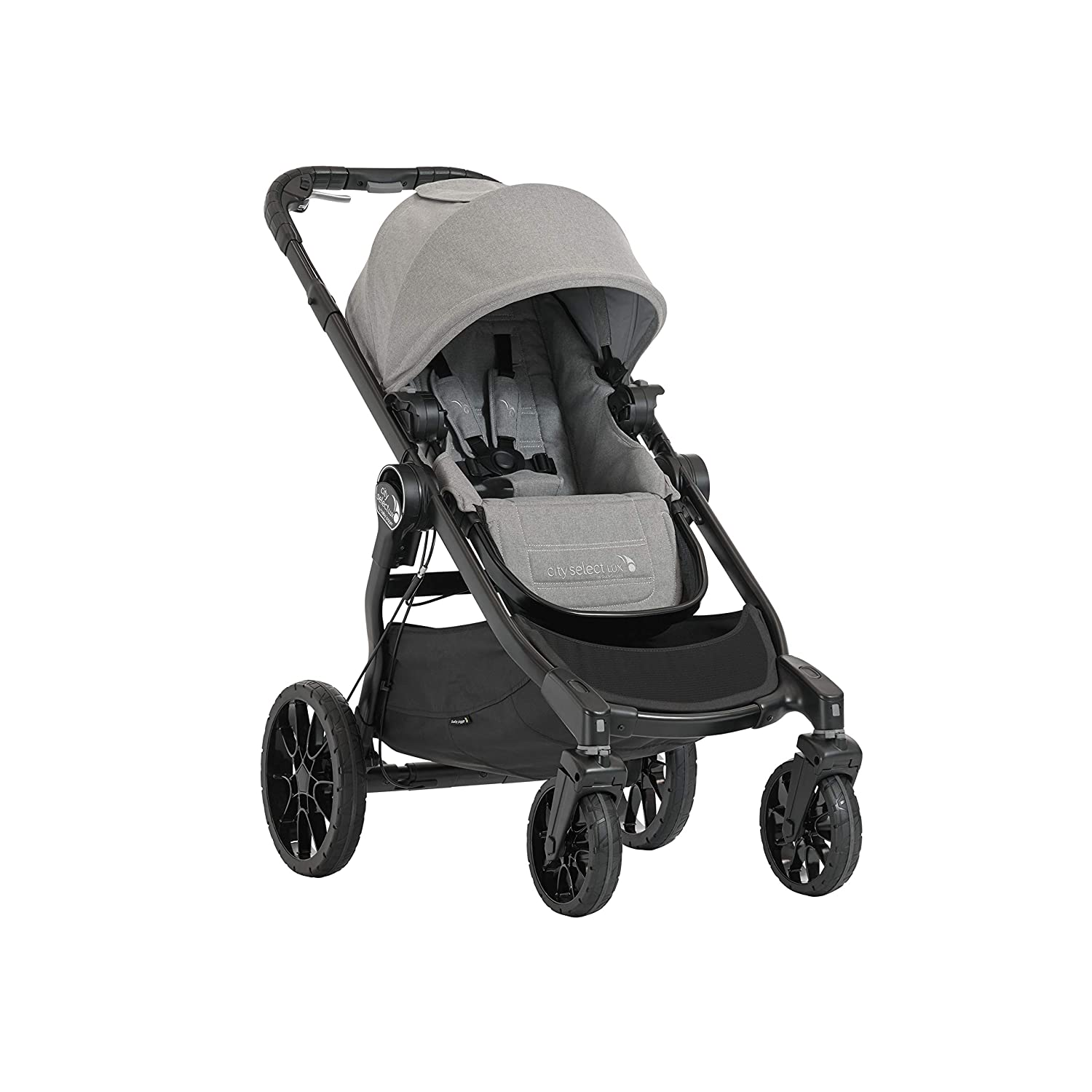 Baby Jogger City Select Lux Stroller Baby Stroller With 20 Ways To Ride Goes From Single To Double