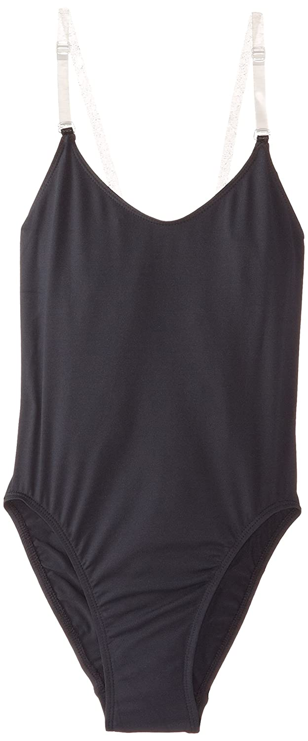 6bc3f40088d7 Amazon.com: Capezio Women's Camisole Leotard with Clear Transition Straps:  Clothing