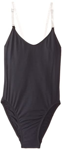 c95e5a622f Capezio Women s Camisole Leotard with Clear Transition Straps  Amazon.ca   Clothing   Accessories