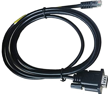 POS Cash Drawer Kick Cable RJ12 For MMF