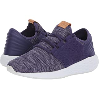 New Balance Women's Fresh Foam Cruz V2 Sneaker, Wild Indigo, 5 B US