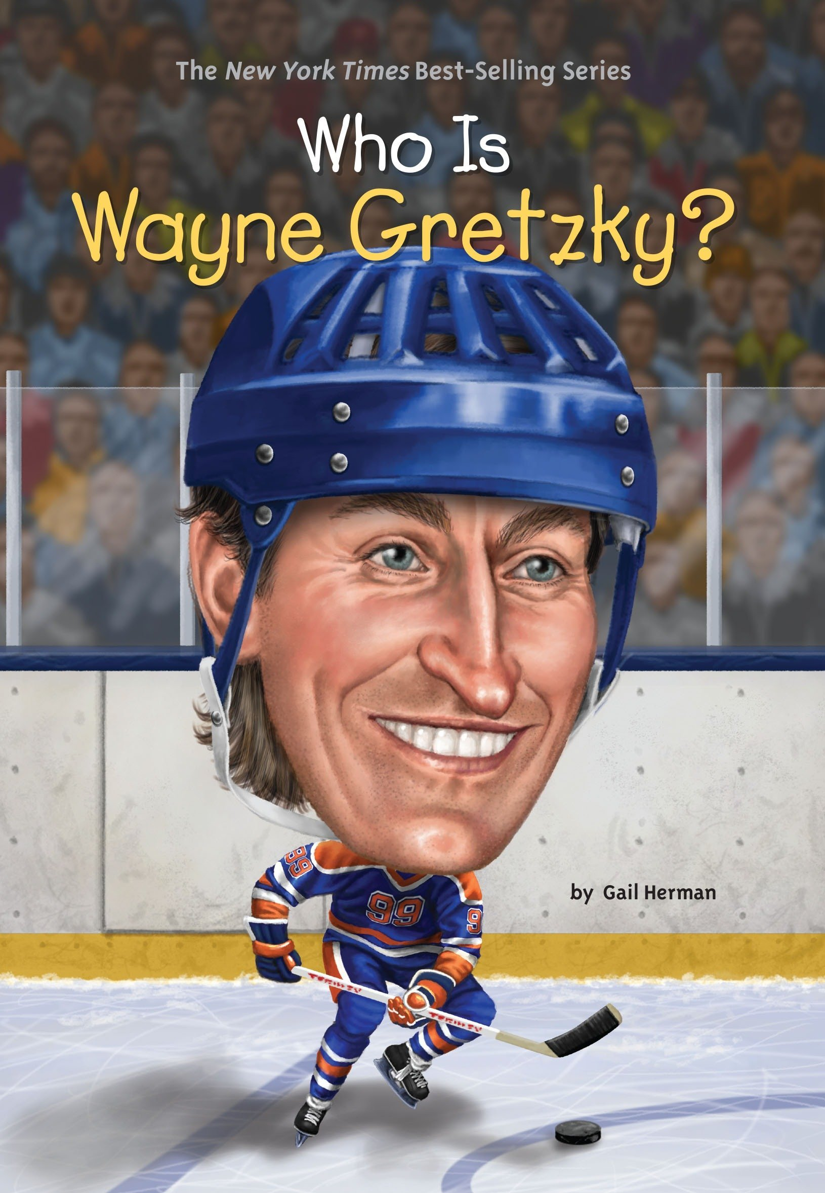 Who Is Wayne Gretzky? (Who Was?) Paperback – February 5, 2015 Gail Herman Who HQ Ted Hammond Penguin Workshop