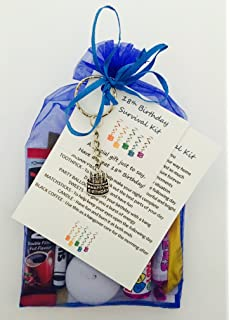 18th Birthday Survival Gift Kit Fun Happy Present For Him Her Choose
