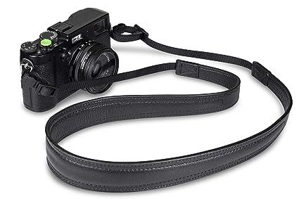 ROPSTER - Correa de Piel para cámara réflex Digital (Incluye ...