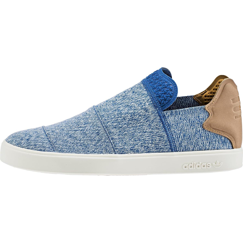 meet a58a5 c5e9f Amazon.com   adidas x Pharrell Williams Men Vulc Slip-On   Shoes