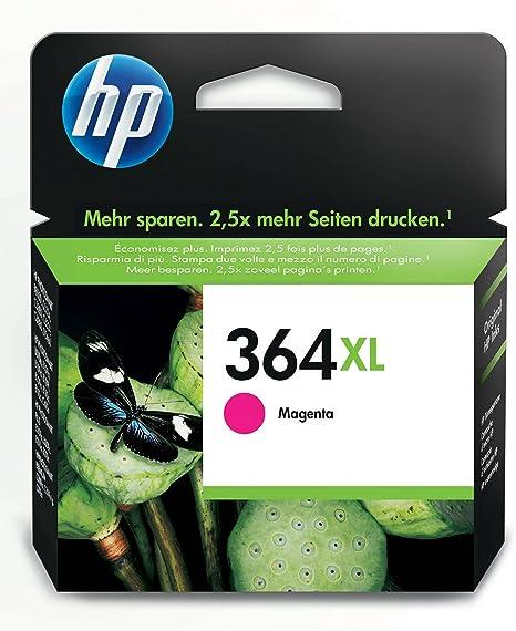 HP 364XL - Cartucho de tinta Original HP 364XL de álta capacidad ...