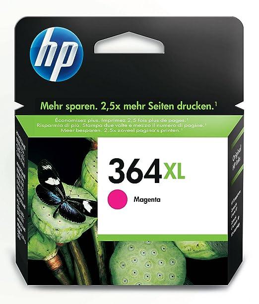 967 opinioni per HP 364XL Cartuccia Originale Getto d'Inchiostro ad Alta Capacità, Magenta