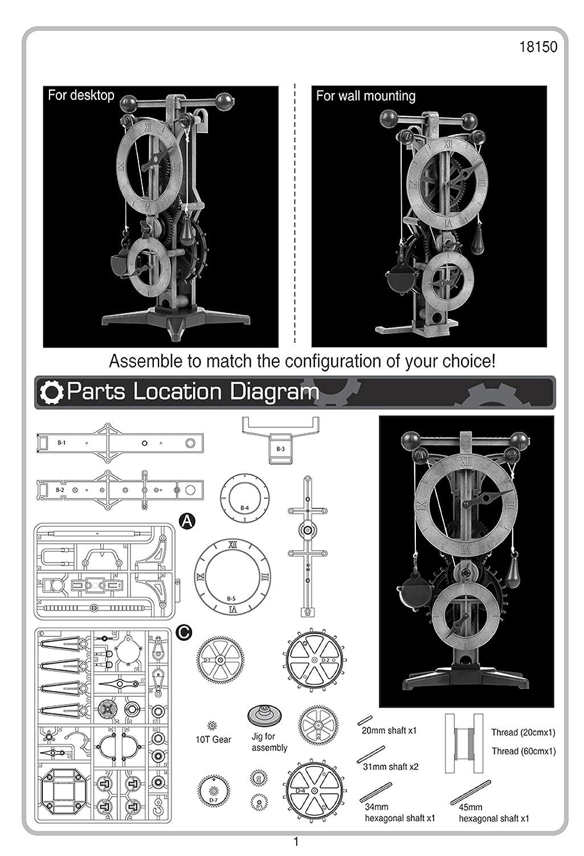 Academy da Vinci Clock