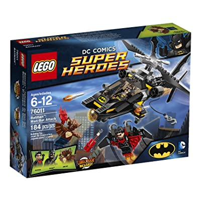 LEGO Superheroes 76011 Batman: Man-Bat Attack (Discontinued by manufacturer): Toys & Games