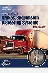 Modern Diesel Technology: Brakes, Suspension & Steering Kindle Edition