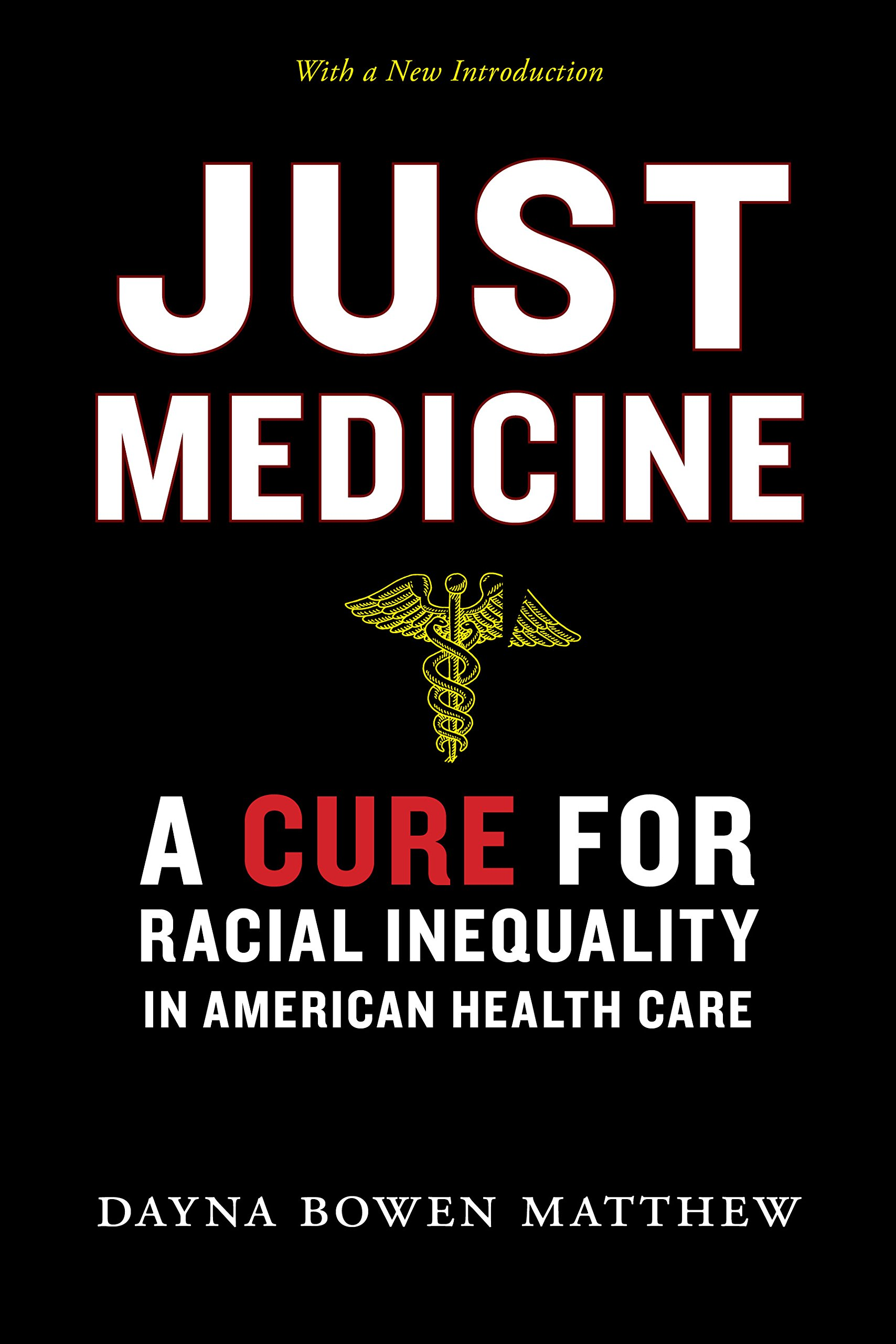 Just Medicine: A Cure for Racial Inequality in American Health ...