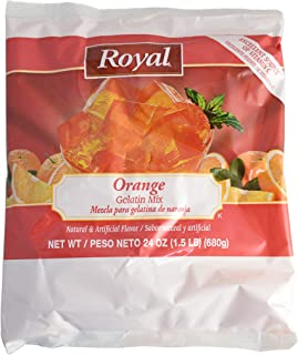product image for Royal Orange Gelatin, 24 Ounce -- 6 per case.