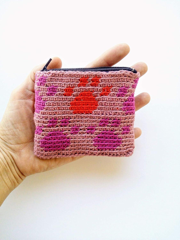 monedero pequeño algodón: Amazon.es: Handmade