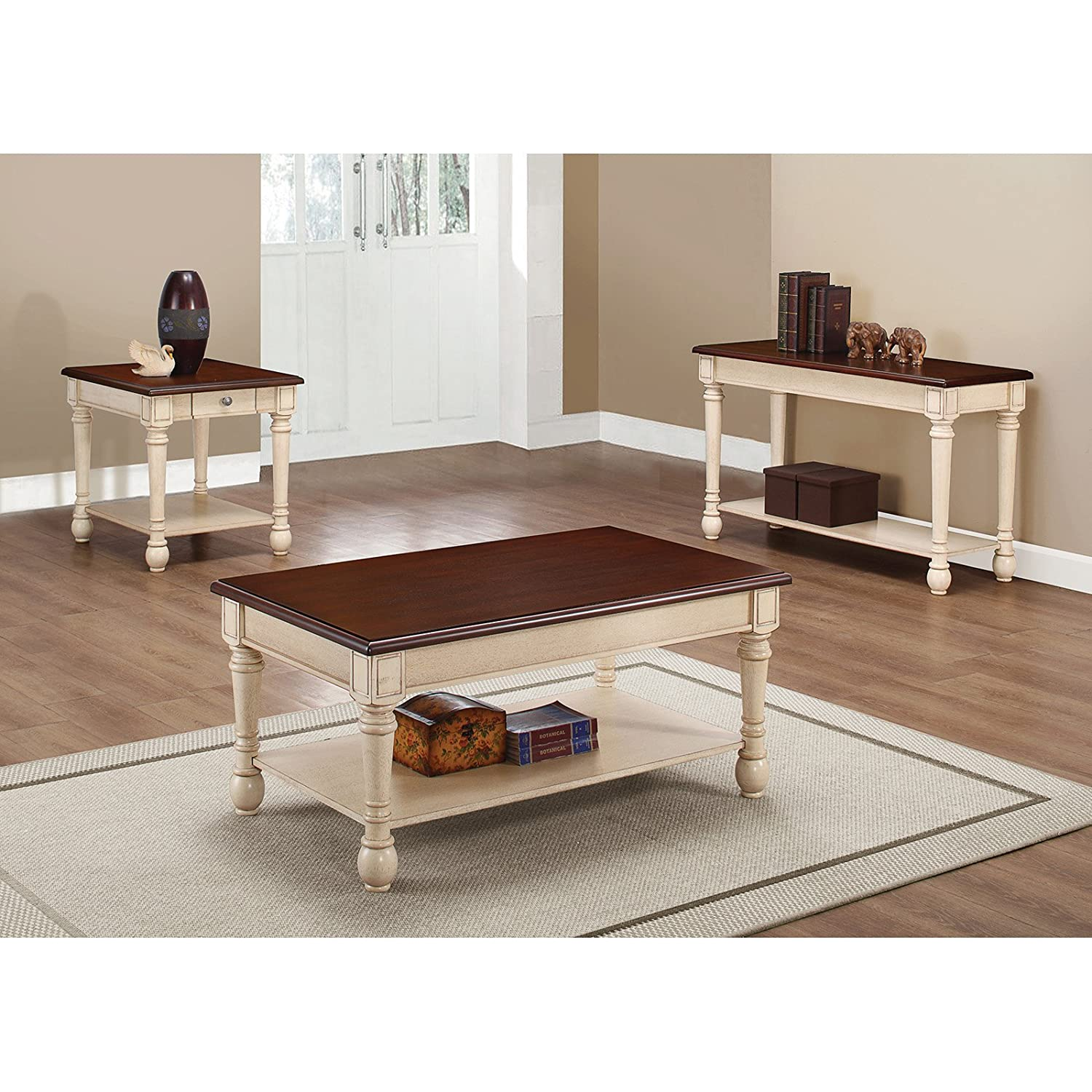 Amazon Coaster Home Furnishings Coffee Table NULL