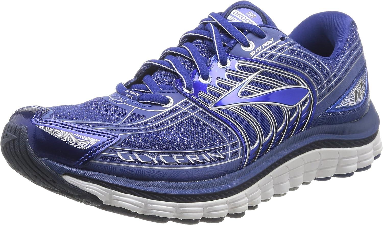 Brooks Glycerin 12 - Zapatos para Hombre, Color s.Blue/m.Blue ...