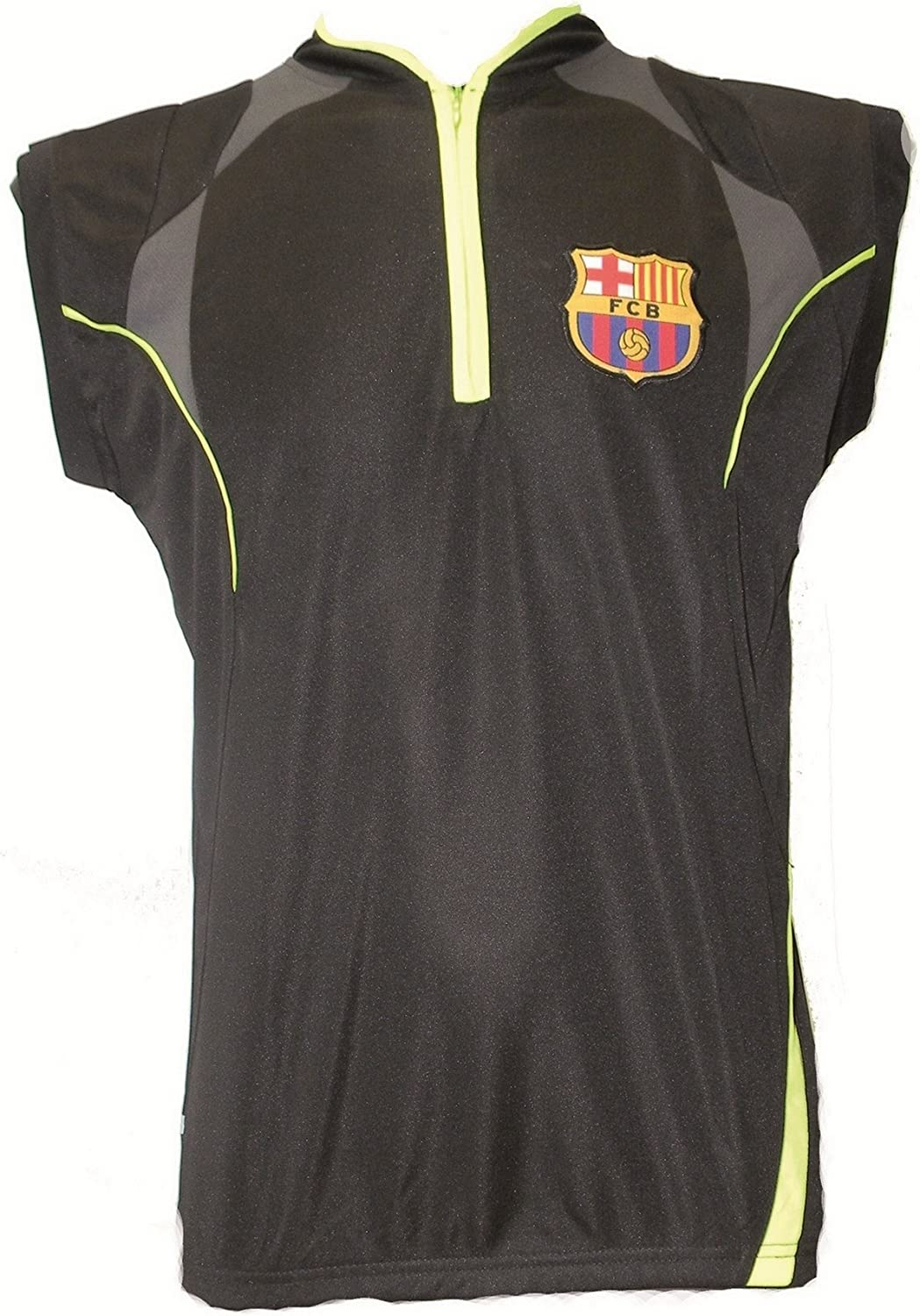 FCB Spinning - Maillot Unisex, Color Negro, Talla L: Amazon.es ...