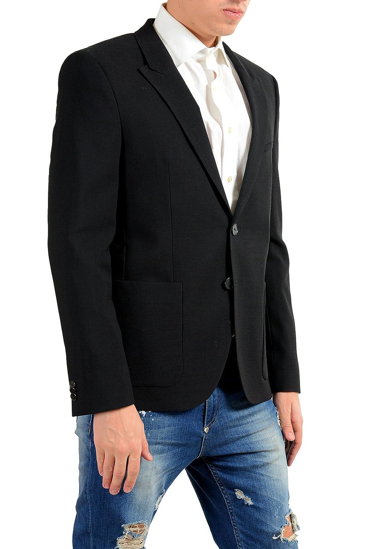 Hugo Boss Arti182P1 Mens 100/% Wool Two Button Blazer Sport Coat US 38R IT 48R