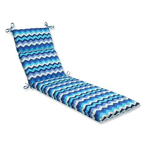 Amazon.com: Almohada Cojín de Panamá Wave chaise lounge ...