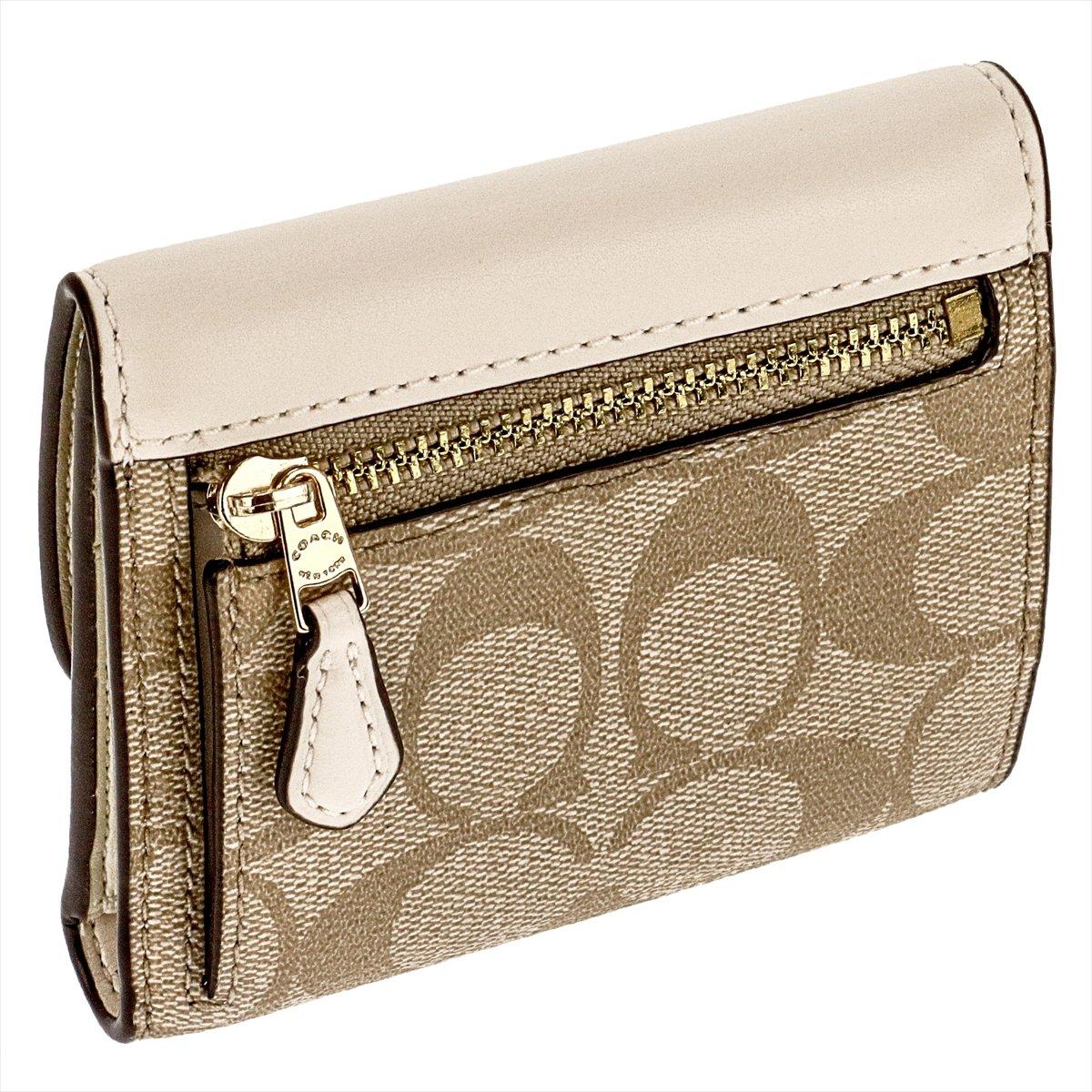 コーチ 財布 三つ折り財布 COACH F87589 u-co-f87589-imdqc-1 並行輸入品   B078PH7SF9
