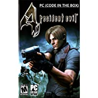 Resident Evil 4 (PC Game) Exclusive Edition