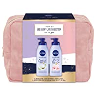 NIVEA Indulgent Skin Care Collection 2 Piece Gift Set