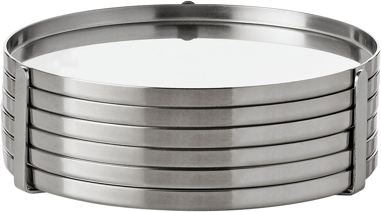 Stelton 019-1 Gläseruntersetzer, 6 Stück
