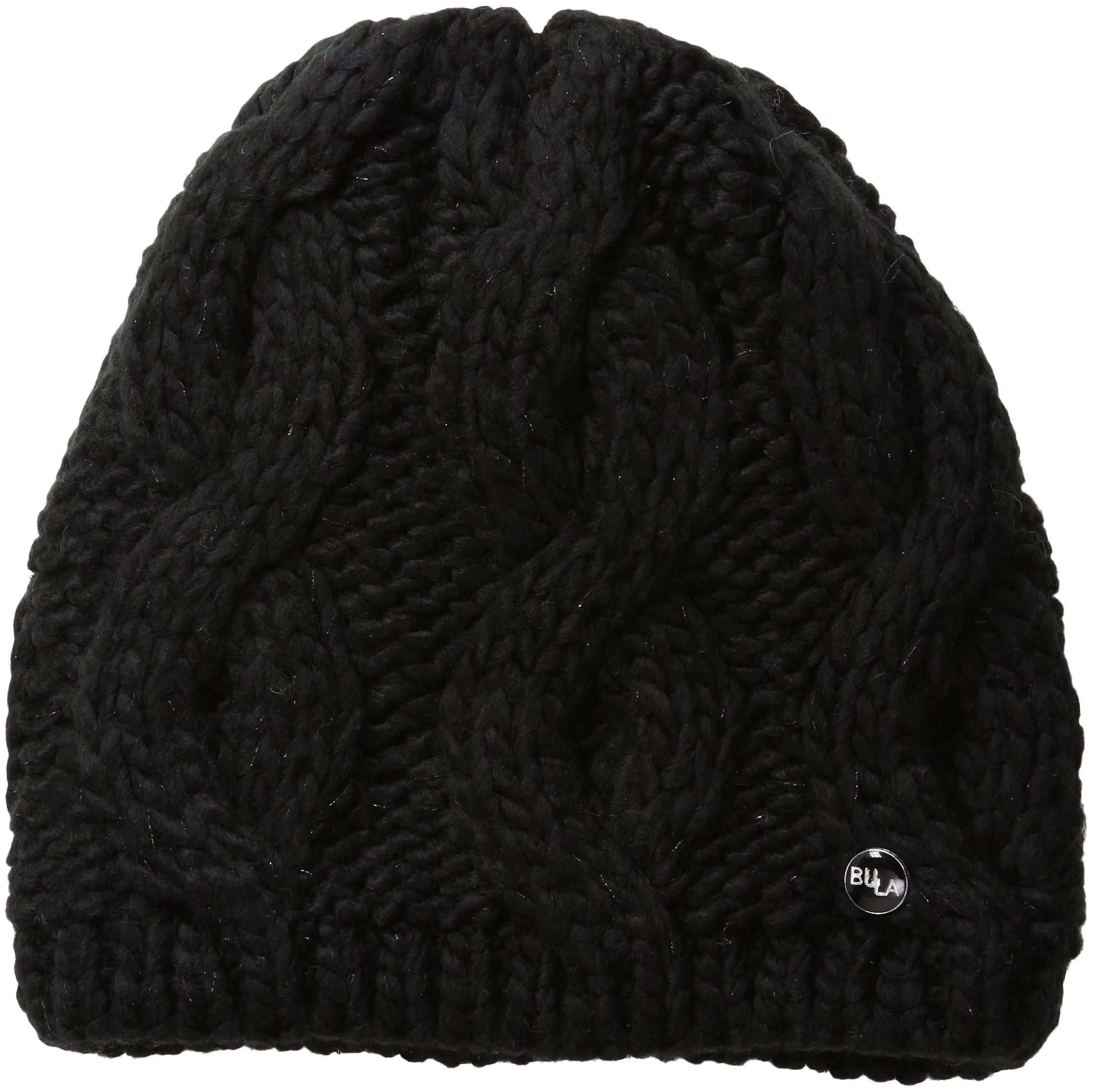 Bula Women's Lina Beanie, Black, One Size