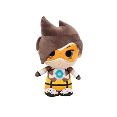 Funko Supercute Plush: Overwatch - Tracer Collectible Figure, Multicolor: Toys & Games
