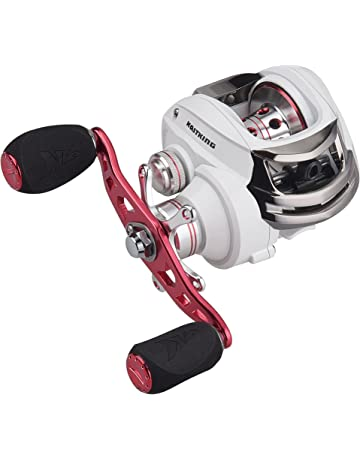 8708fa99 KastKing Royale Legend/Whitemax Low Profile Baitcasting Fishing Reel – 11  +1 Shielded Bearings