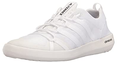 7f119da17409 adidas outdoor Men s Terrex Climacool Boat Water Shoe White Black